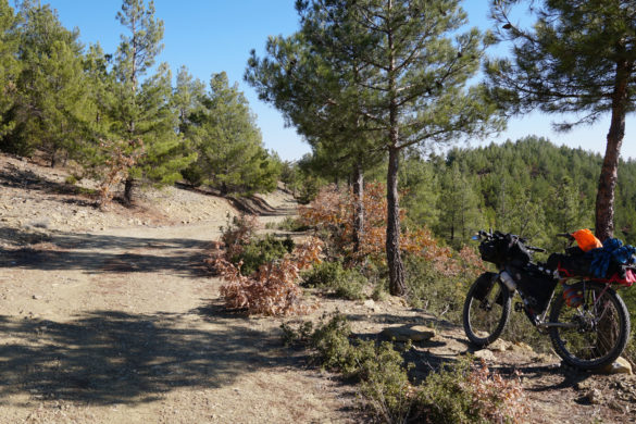 Wie ich auf meiner Fahrradreise navigiere