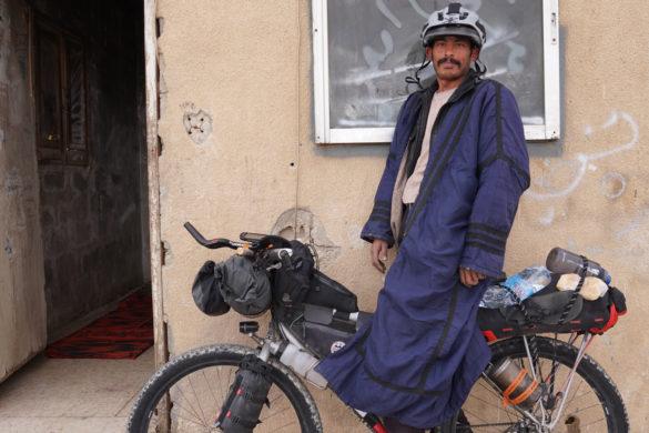 Die Unberechenbarkeit einer Radreise durch Jordanien