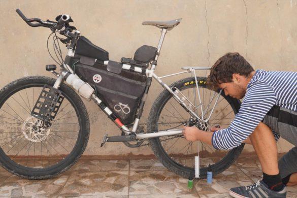 Wie sieht das perfekte Reise-Fahrrad aus?