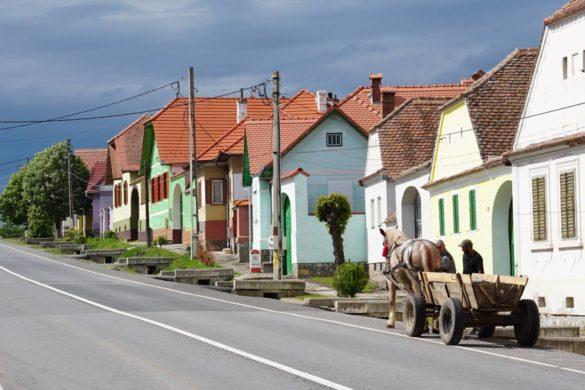 Mit Hochgeschwindigkeit durch Osteuropa